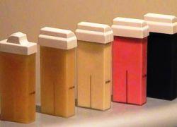 wosk do depilacji we wkładach