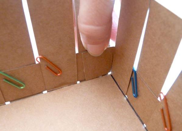Tkanje iz papirja 12