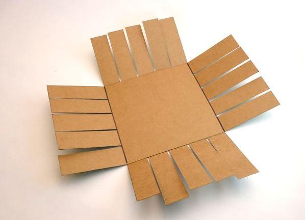 Tkanje iz papirja 5