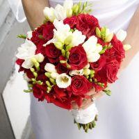 Ślubny bukiet ślubny 1