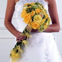 Ślubny bukiet ślubny 4