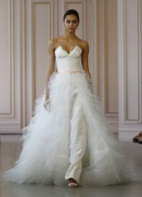 moda ślubna 2016 sukienki 9