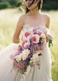 Сватбени флористика модни тенденции 201612