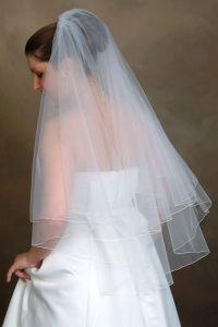 Svatební účesy se závojem 2014 5
