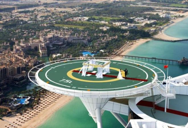 Где провести свадьбу в ОАЭ