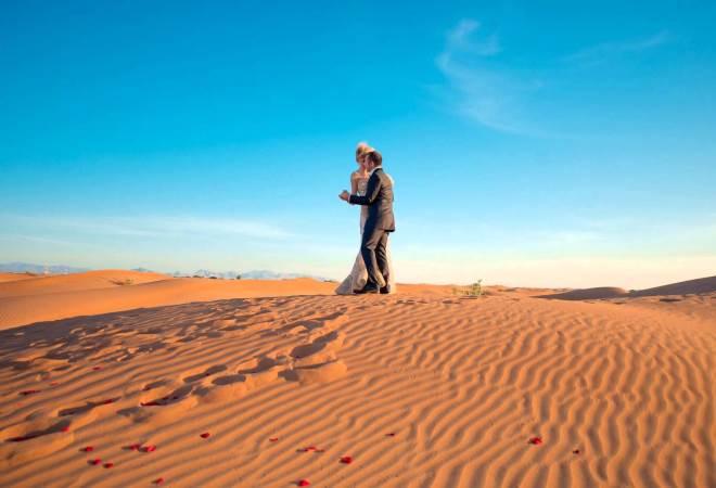 Сколько стоит свадьба в ОАЭ