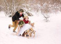 pomysły na zimowe wesele pomysły6
