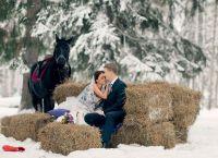 zimowe wesele sesja zdjęciowa ideas7