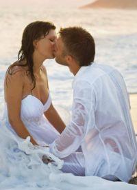 Snimanje vjenčanja na plaži 1