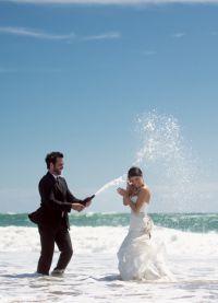 Snimanje vjenčanja na plaži 5