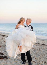 Sjednica fotografiranja vjenčanja na plaži 8
