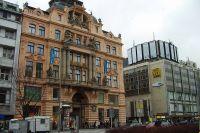 Wenceslas Square u Pragu5