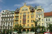 Wenceslas Square u Pragu6