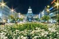 Wenceslas Square u Pragu7