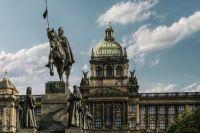 Wenceslas Square u Pragu9
