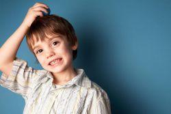kot pri zdravljenju pedikuloze pri otrocih