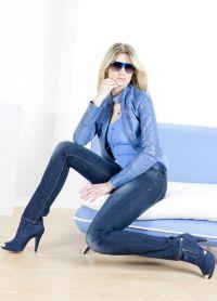 co mohu nosit s džíny 5