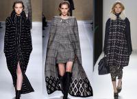 jaký kabát je na podzim roku 2013 2