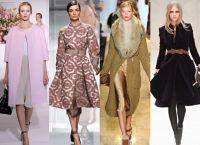 jaký kabát módní na podzim roku 2013 8
