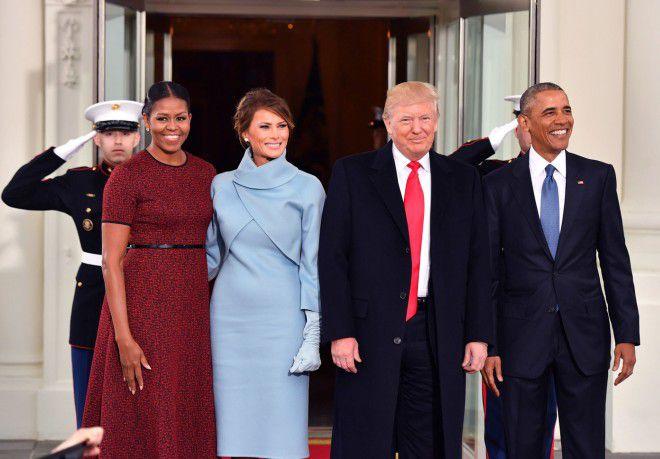 Фото с инаугурации Трампа