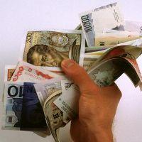 u snu naći papirnati novac