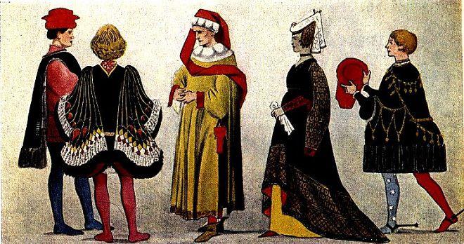 история женской моды