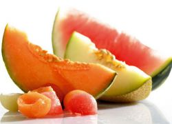 Užitečné vlastnosti melounu a melounu