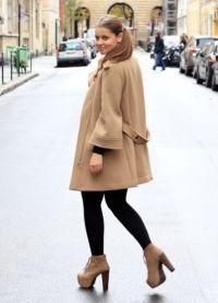 co boty nosit s kabátem 4