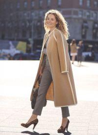 co boty nosit s kabátem 9