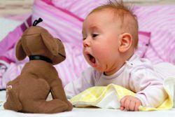 co powinno być w stanie dziecko w ciągu 2 miesięcy