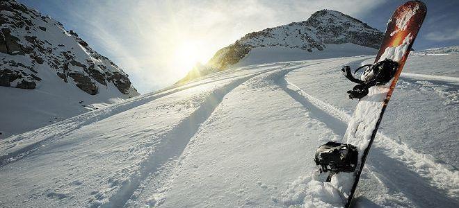 сновбоард или скијање