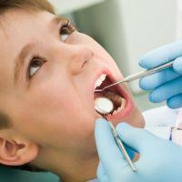 губитак зуба код деце