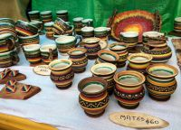 Традиционная керрамическая посуда
