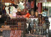 Сувениры из Камбоджи