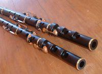 Деревянные флейты