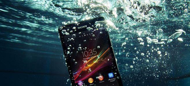 kako reanimirati telefon po vodi