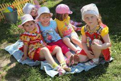 što učiniti s djecom u ljeto u vrtiću