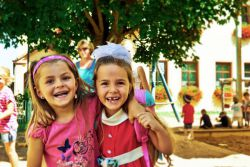 Zabava za djecu u vrtiću ljeti