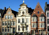 Здания в старом городе