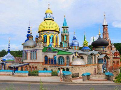kaj videti v Kazanu 1