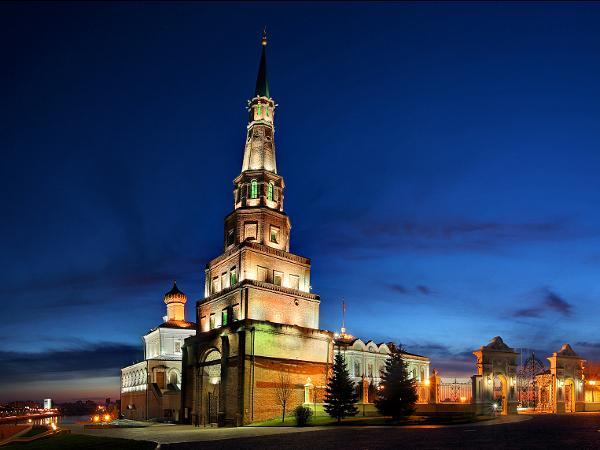 kaj videti v Kazanu 7