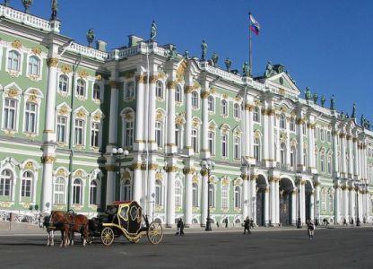 co vidět v Petrohradě na prvním místě foto 1