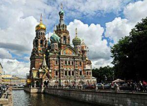 što treba vidjeti na prvoj fotografiji u St. Petersburgu 14