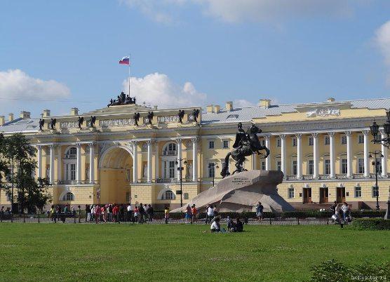 co vidět v Petrohradě v první řadě foto 6