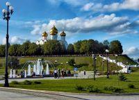 što treba vidjeti u Yaroslavlu u jednom danu 10