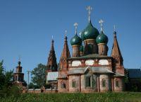 što možete vidjeti u Yaroslavlu u jednom danu 8