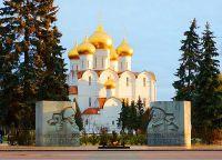 što možete vidjeti u Yaroslavlu u jednom danu 9