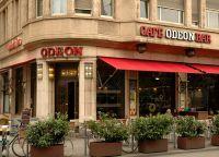 Кафе Одион