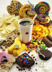 Kaj ne morete jesti z dieto za hujšanje