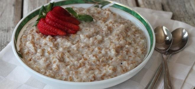 žitarica pšenice u sporom kuhalištu receptu na mlijeko